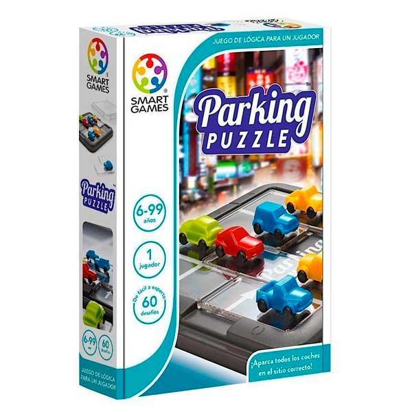 Juego Parking Puzzle