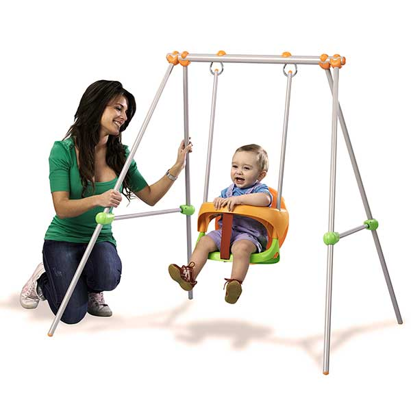 Columpio de Metal Baby Swing