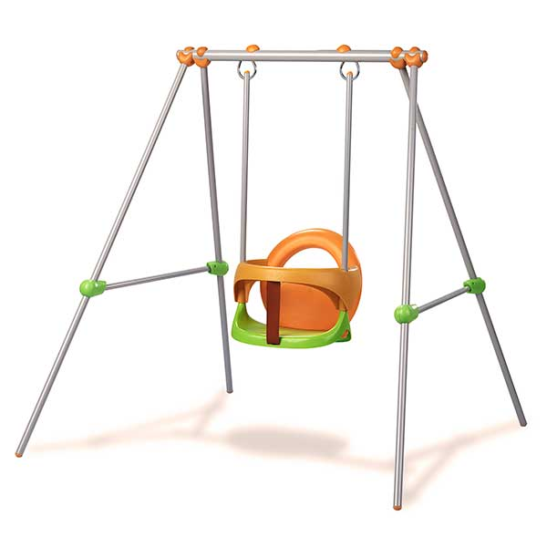 Columpio de Metal Baby Swing - Imatge 1