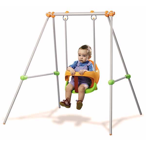 Columpio de Metal Baby Swing - Imatge 3