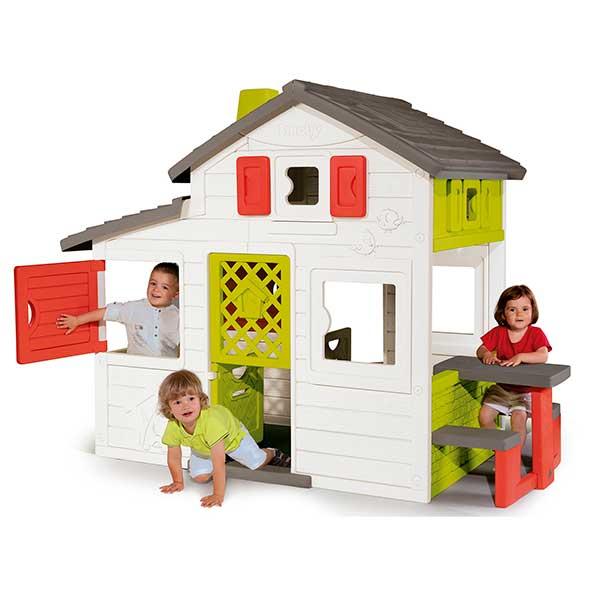 Casita Friends House de Smoby (310209) - Imatge 2