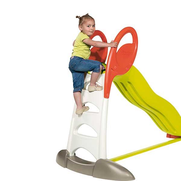 Tobogan infantil XL con Surtidor de Agua - Imagen 2