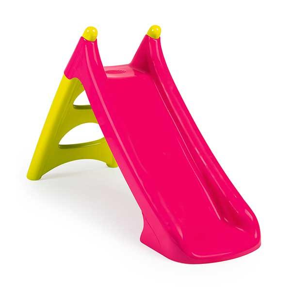 Tobogan infantil XS rosa de Smoby - Imatge 1
