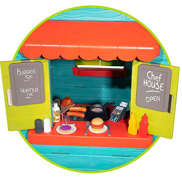 Casa Infantil Chef House de Smoby (810403) - Imatge 2