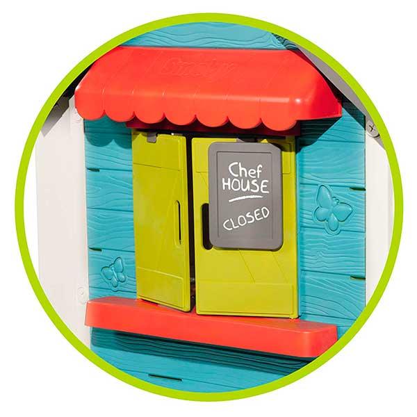 Casa Infantil Chef House de Smoby (810403) - Imatge 3