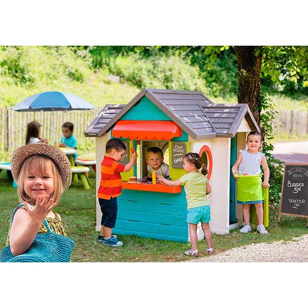 Casa Infantil Chef House de Smoby (810403) - Imatge 5