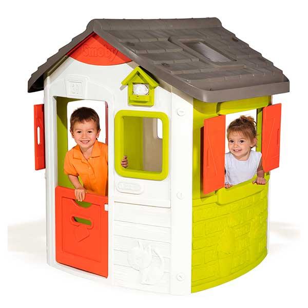 Casa Infantil Jura Lodge II de Smoby (810500) - Imagen 1