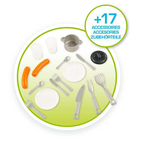 Casa infantil Nature II con cocina y accesorios de Smoby (810713) - Imatge 2