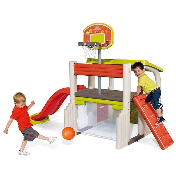 Area infantil de juegos Fun Center de Smoby (840203) - Imagen 1
