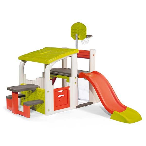 Area infantil de juegos Fun Center de Smoby (840203) - Imagen 4
