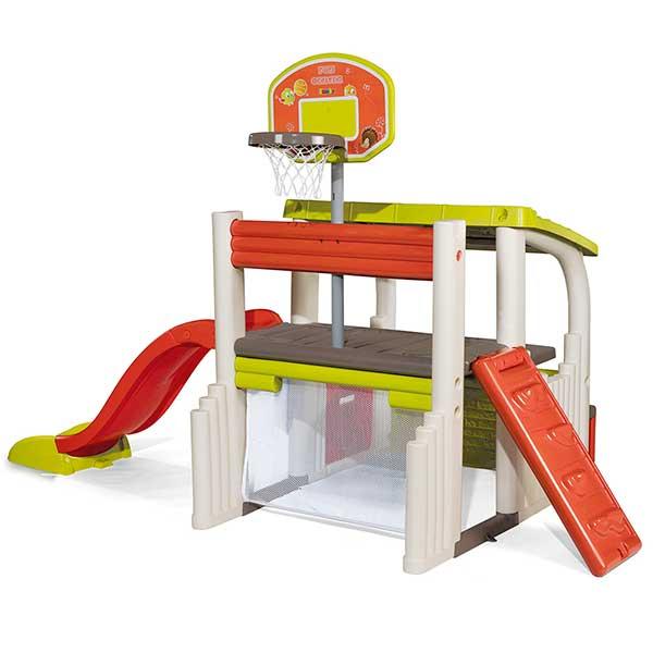 Area infantil de juegos Fun Center de Smoby (840203) - Imagen 5