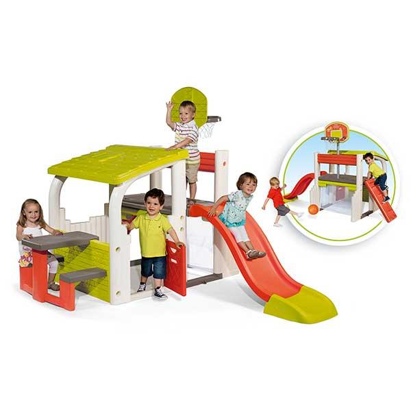 Area infantil de juegos Fun Center de Smoby (840203) - Imagen 6