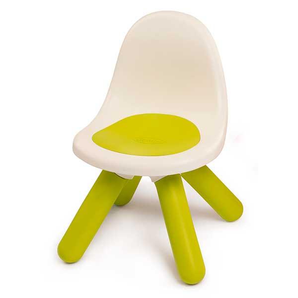 Cadira infantil verd de Smoby - Imatge 1