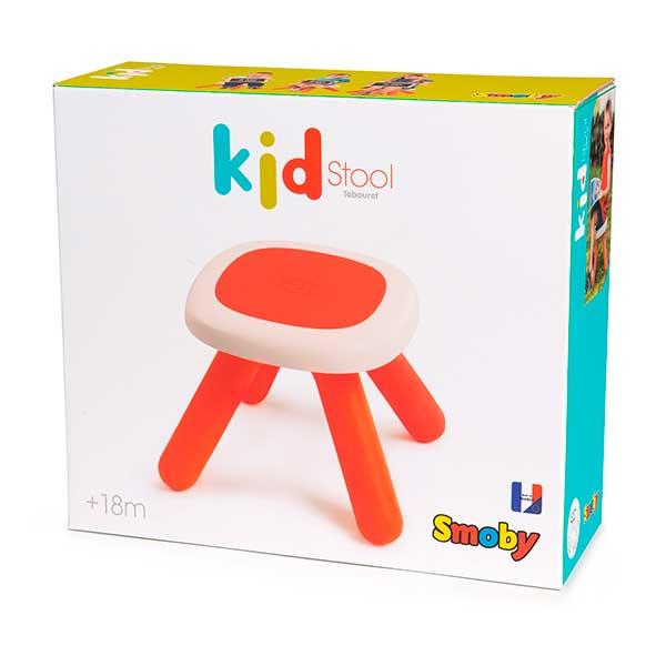 Mesa - taburete infantil rojo de Smoby (880203) - Imatge 2