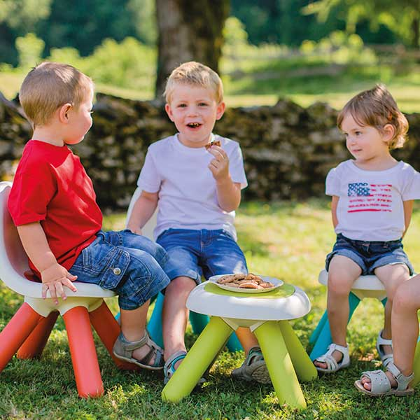 Mesa - taburete infantil rojo de Smoby (880203) - Imatge 3