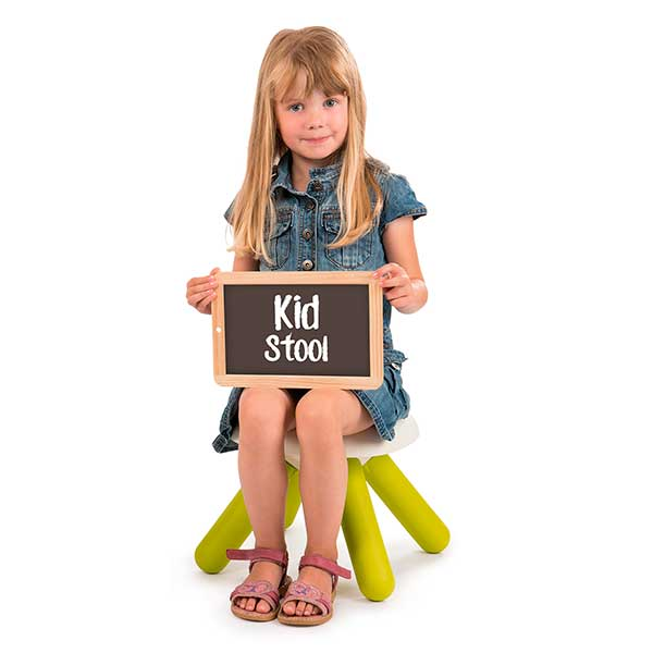 Mesa - taburete infantil verde de Smoby (880205) - Imatge 1