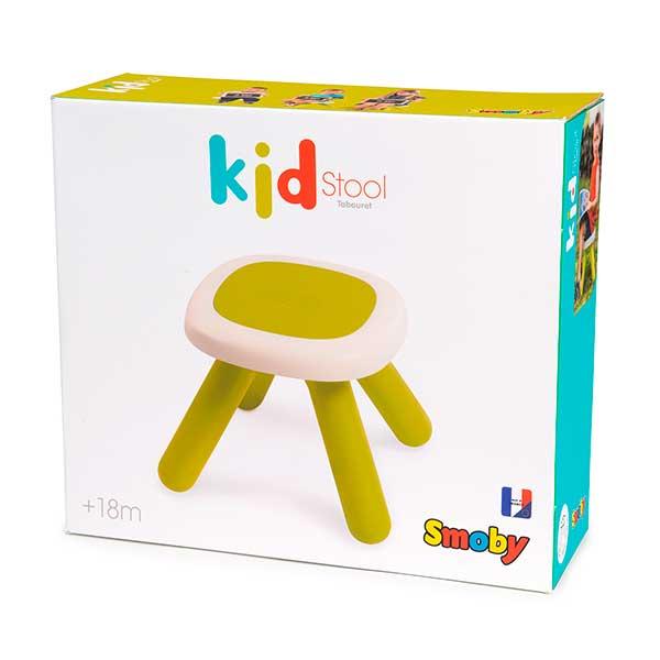 Mesa - taburete infantil verde de Smoby (880205) - Imatge 3
