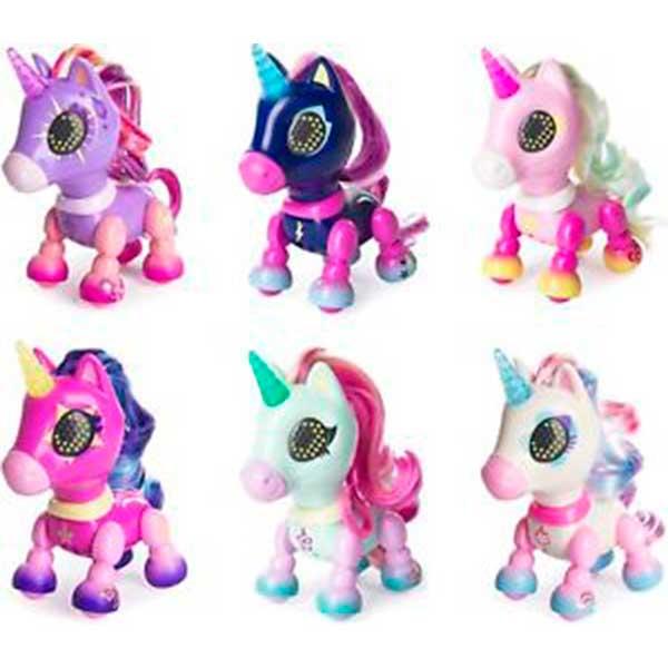 Unicornio Zoomer Zupps - Imagen 1
