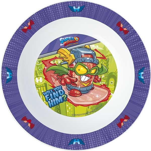 SuperZings Cuenco Infantil Microondas