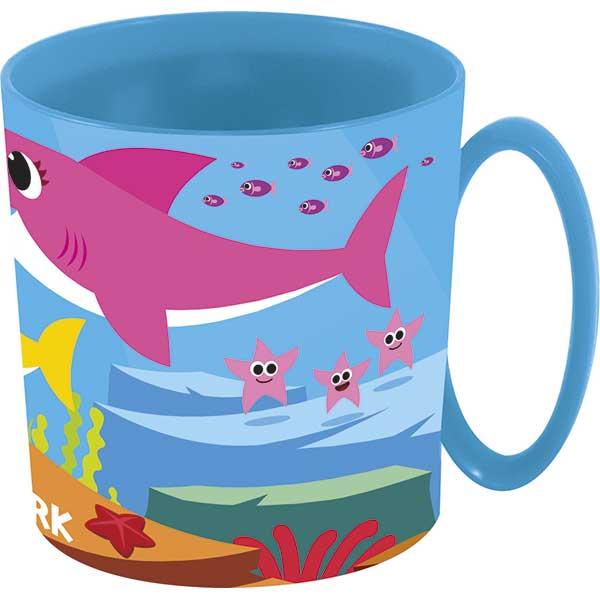 Baby Shark Taza Microondas 350ml
