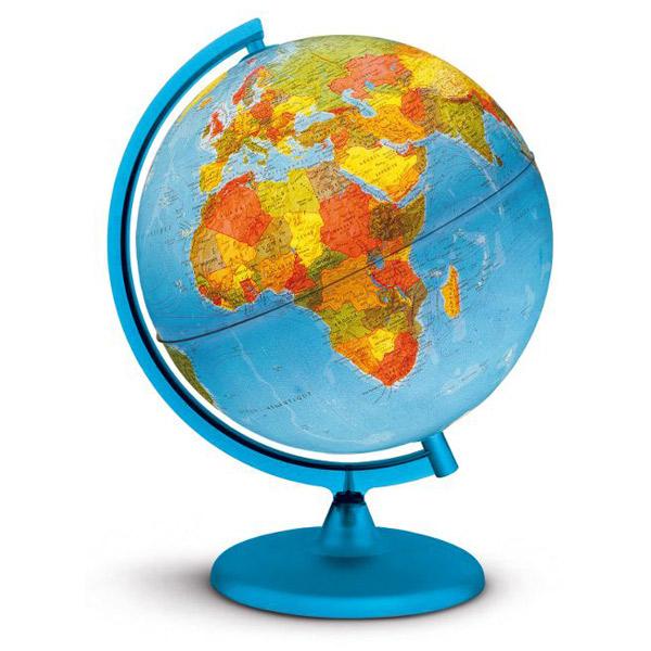 Bola del Mundo con Luz Orion 25cm Catalan - Imatge 1