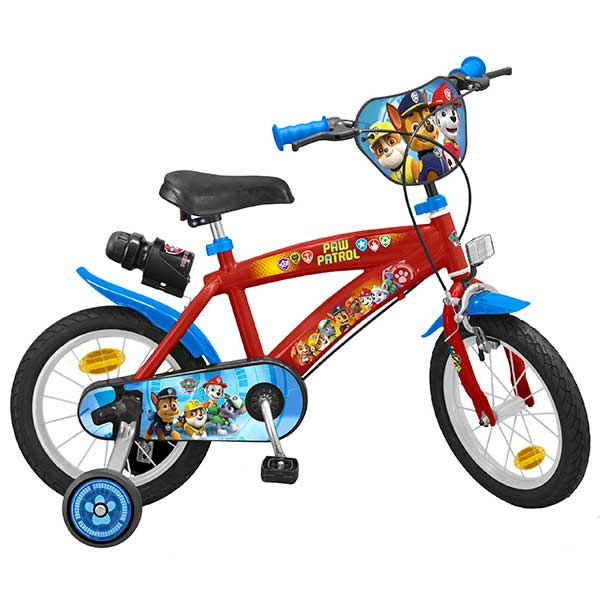 Patrulla Canina Bicicleta Infantil 14 Pulgadas