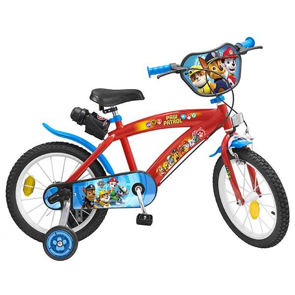 Patrulla Canina Bicicleta Infantil 16 Pulgadas - Imagen 1