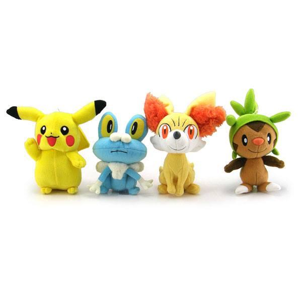 Peluche XY Pokemon 20cm