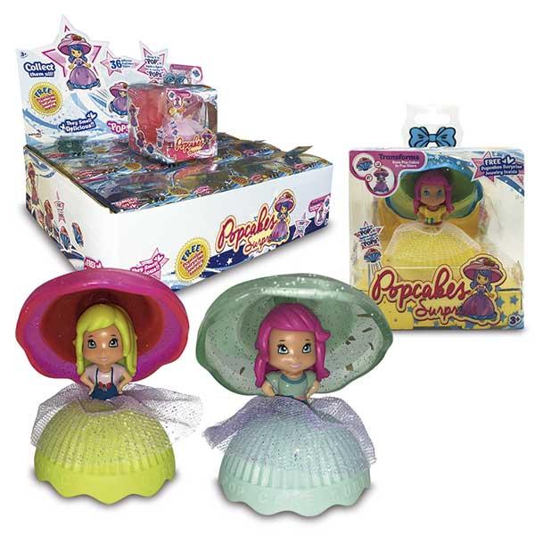 Muñeca Popcakes Surprise