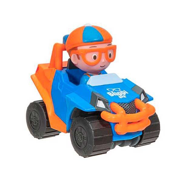 Blippi Mini Vehículo - Imagen 2