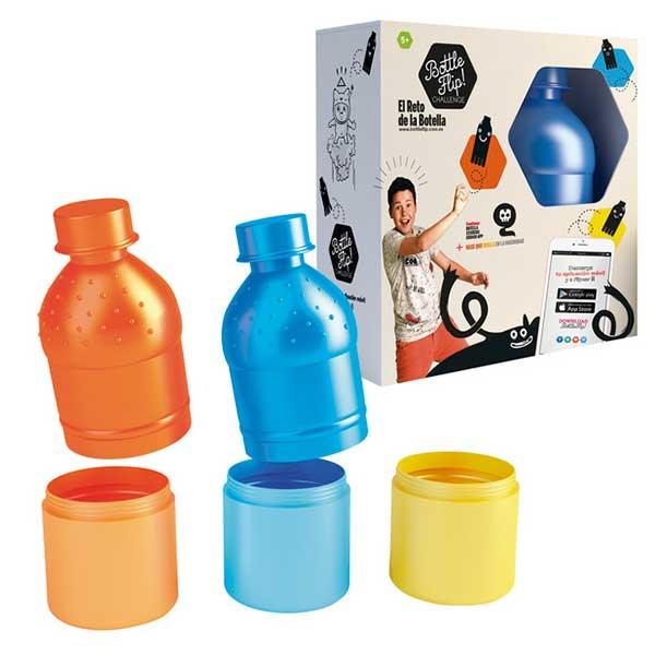 Juego Bottle Flip, Reto de la Botella - Imagen 1