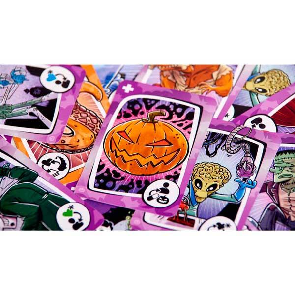 Virus Halloween Sobre Cartas - Imagen 1