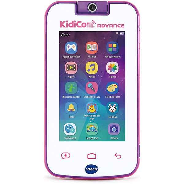 Vtech Kidicom Advance Rosa - Imagen 1