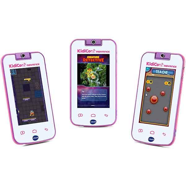 Vtech Kidicom Advance Rosa - Imagen 2