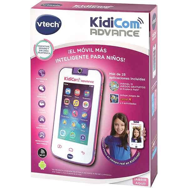 Vtech Kidicom Advance Rosa - Imagen 4