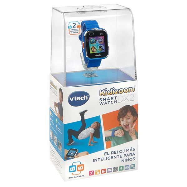 Vtech Reloj Kidizoom Smart Watch DX2 Azul - Imatge 2
