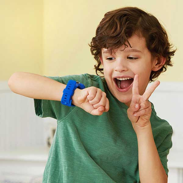 Vtech Reloj Kidizoom Smart Watch DX2 Azul - Imatge 3
