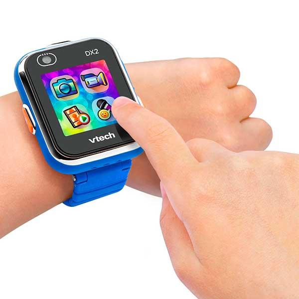 Vtech Reloj Kidizoom Smart Watch DX2 Azul - Imatge 4