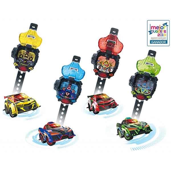 Vtech Reloj Mando Turbo Force Racers Rojo - Imagen 5