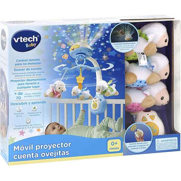 Vtech Móvil Proyector Cuenta Ovejitas - Imagen 3