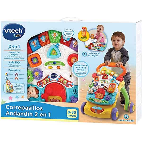 Vtech Correpasillos Andandín 2 en 1 Nuevo - Imagen 4