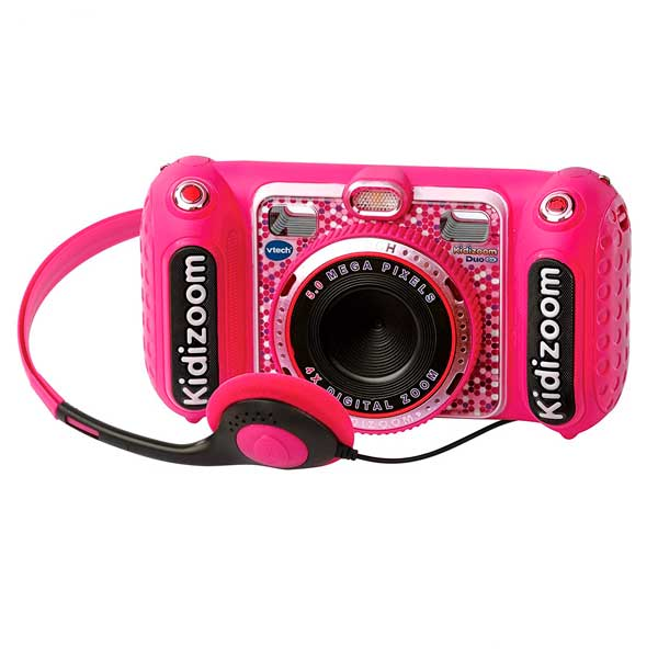 Càmera Fotos Vtech Kidizoom Duo DX 10 Rosa - Imatge 1