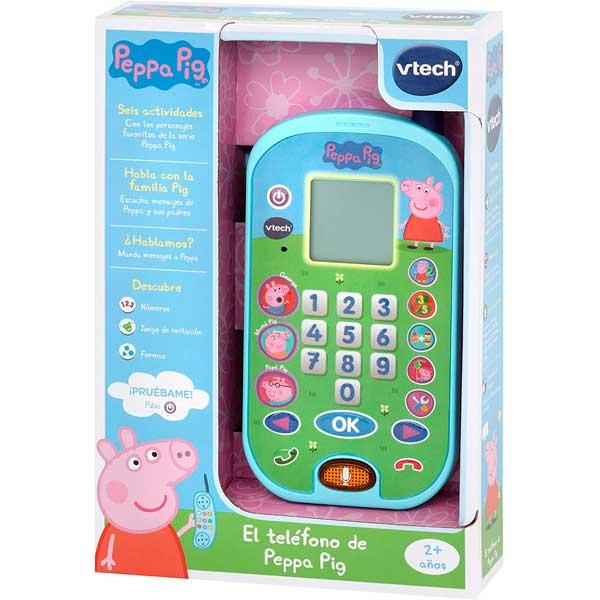 Peppa Pig Teléfono - Imagen 1