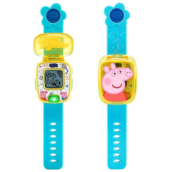 Vtech Peppa Pig Reloj Infantil Azul