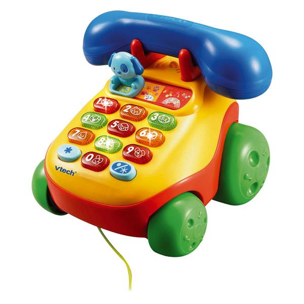 Vtech Teléfono Súper Rodófono