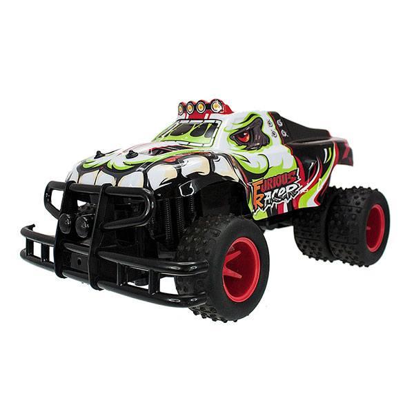 Coche Furious Racer R/C - Imatge 1
