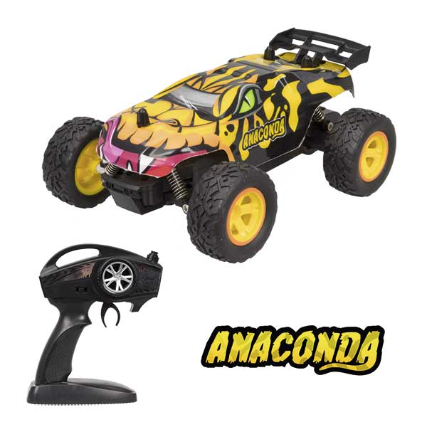 Cotxe Anaconda Off-Road R/C - Imatge 1