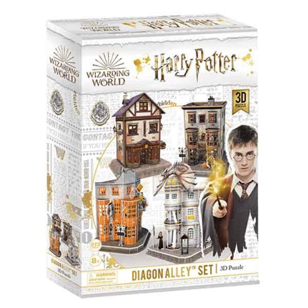 Harry Potter Puzzle 3D Callejón Diagon