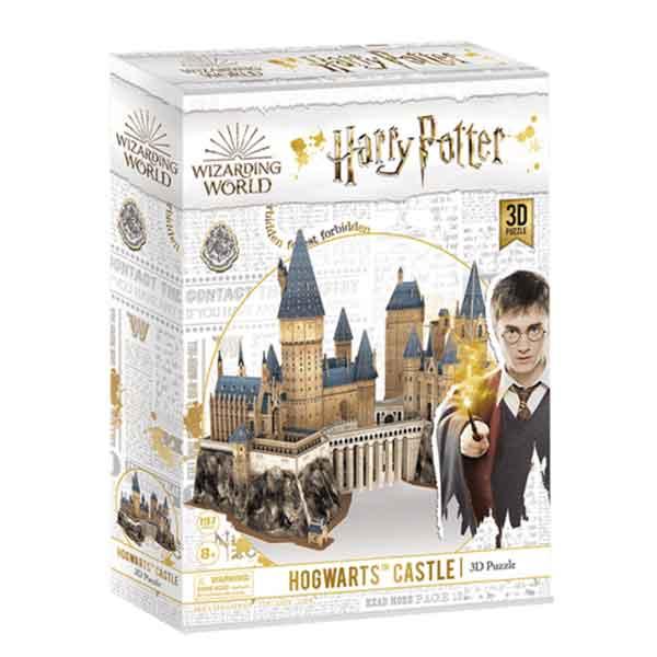 Harry Potter Puzzle 3D Castillo de Hogwarts
