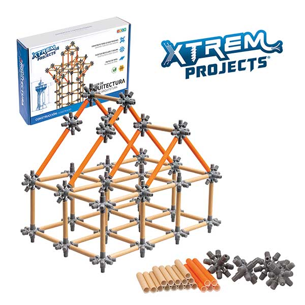 Taller Arquitectura Xtrem Projects - Imagen 1